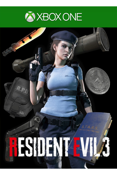 Resident Evil 3 - All In-game Rewards Unlock (DLC) (Xbox One)