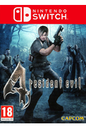 Resident Evil 4 (Switch)