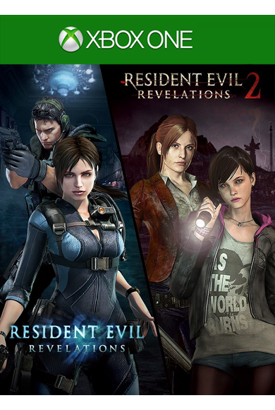 Resident Evil: Revelations 1 + 2 - Bundle (Xbox One)