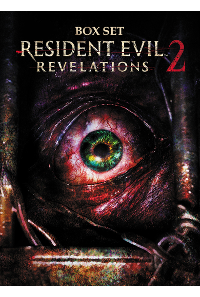 Resident Evil: Revelations 2 Box Set