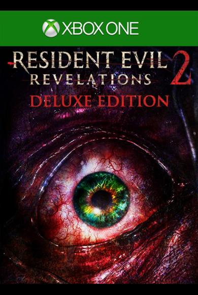 Resident Evil: Revelations 2 - Deluxe Edition (Xbox One)