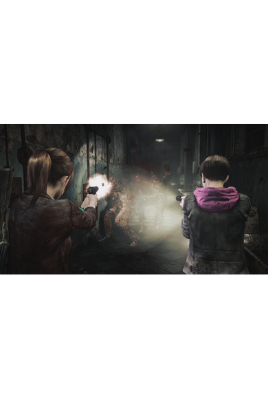 Resident Evil: Revelations 2 - Deluxe Edition (USA) (Xbox One)