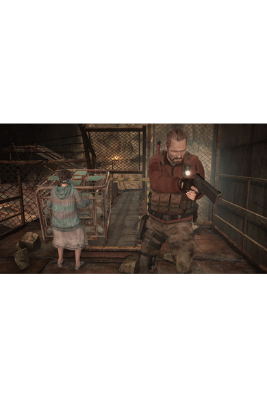 Resident Evil: Revelations 2 - Episode Four: Metamorphosis (DLC)