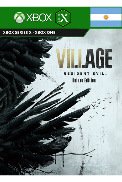 Resident Evil Village - Deluxe Edition (Argentina) (Xbox One / Series X|S)