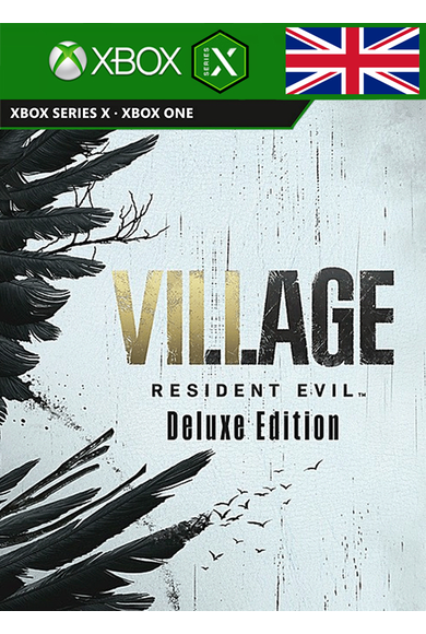 Resident Evil Village - Deluxe Edition (UK) (Xbox One / Series X|S)
