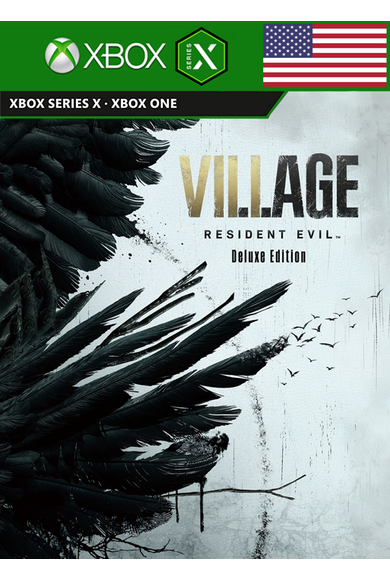 Resident Evil Village - Deluxe Edition (USA) (Xbox One / Series X|S)