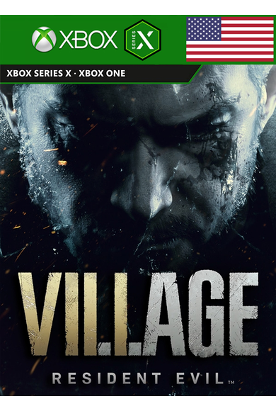Resident Evil Village (USA) (Xbox One / Series X|S)