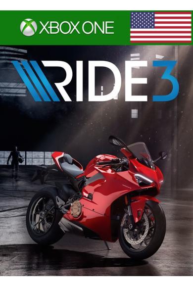 Ride 3 (USA) (Xbox One)