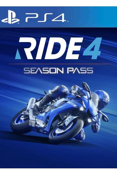 RIDE 4 - Season Pass (DLC) (PS4)