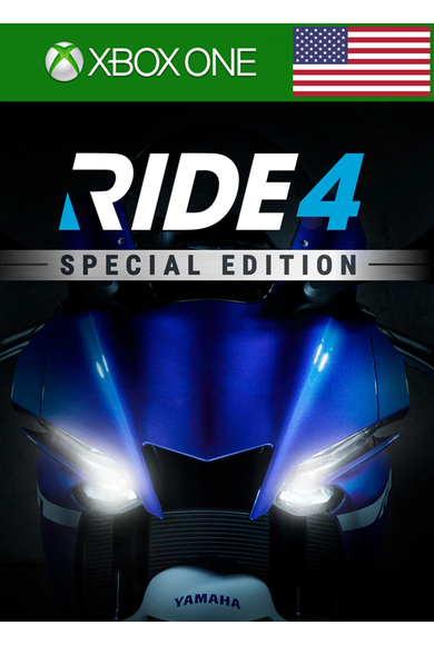 RIDE 4 - Special Edition (USA) (Xbox One)