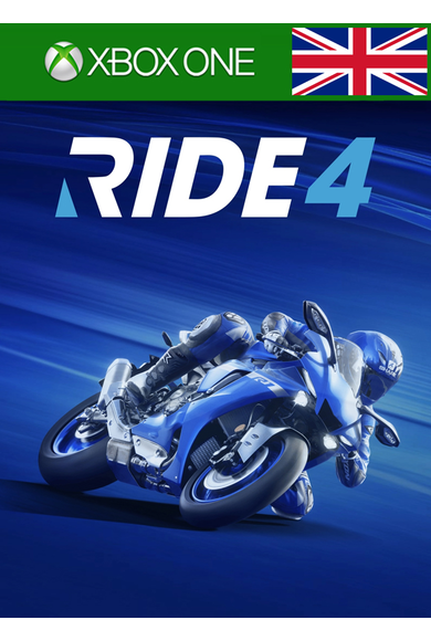 Ride 4 (UK) (Xbox One)
