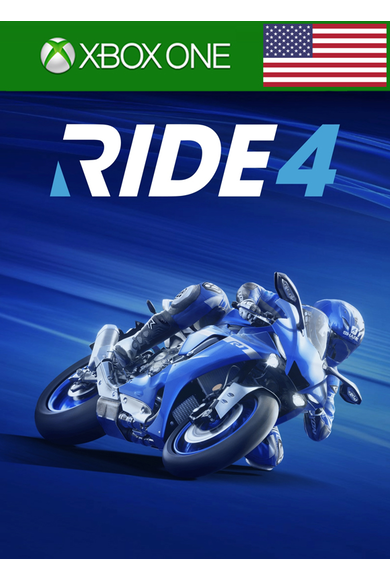Ride 4 (USA) (Xbox One)