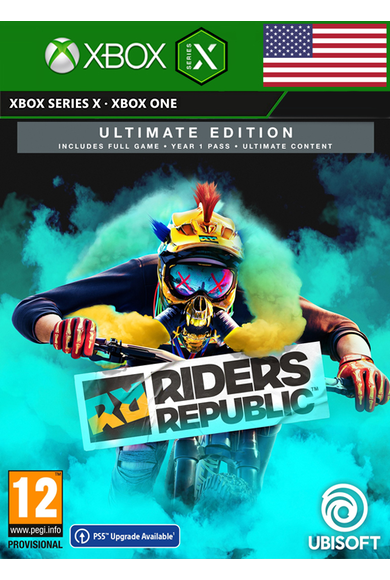 Riders Republic - Ultimate Edition (USA) (Xbox Series X)