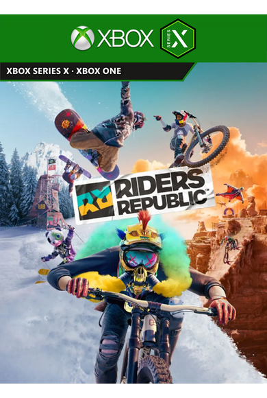 Riders Republic (Xbox Series X)