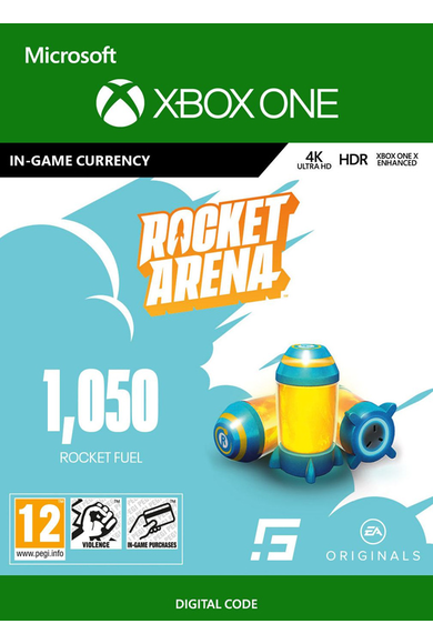 Rocket Arena - 1050 Rocket Fuel (Xbox One)