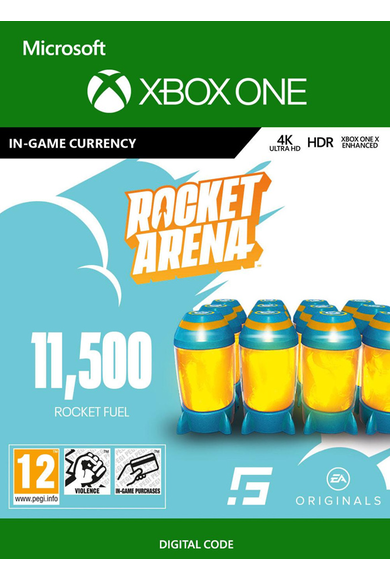 Rocket Arena - 11500 Rocket Fuel (Xbox One)