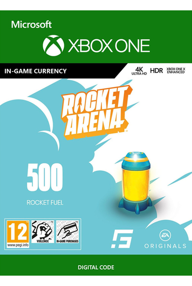 Rocket Arena - 500 Rocket Fuel (Xbox One)