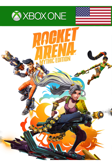 Rocket Arena - Mythic Edition (USA) (Xbox One)