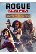 Rogue Company: Starter Founder's Pack