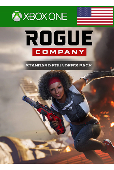 Rogue Company: Standard Founder's Pack (USA) (Xbox One)