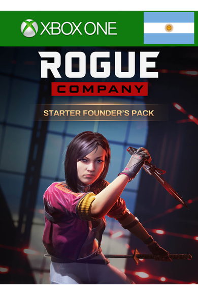 Rogue Company: Starter Founder's Pack (Argentina) (Xbox One)