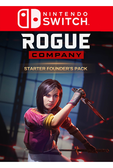 Rogue Company: Starter Founder's Pack (Switch)