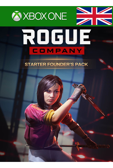 Rogue Company: Starter Founder's Pack (UK) (Xbox One)