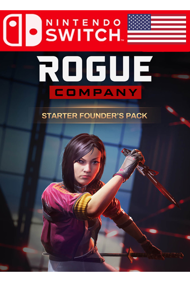 Rogue Company: Starter Founder's Pack (USA) (Switch)