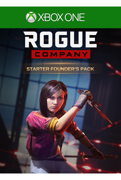 Rogue Company: Starter Founder's Pack (Xbox One)