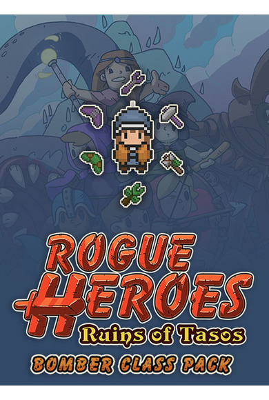 Rogue Heroes: Ruins of Tasos - Bomber Class Pack (DLC)