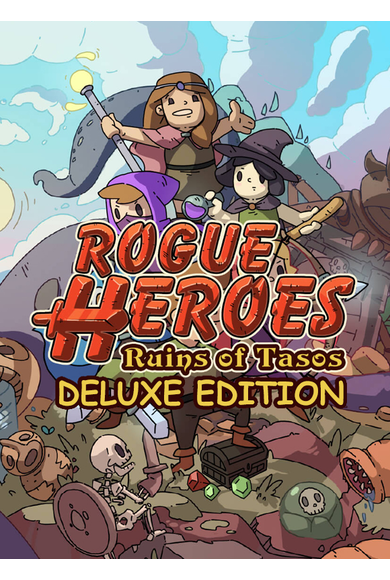 Rogue Heroes: Ruins of Tasos (Deluxe Edition)