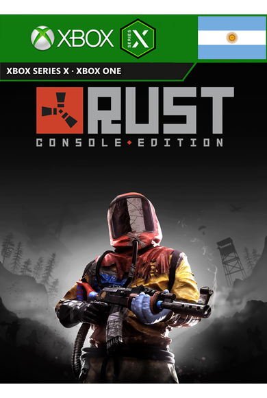 Rust Console Edition (Argentina) (Xbox One / Series X|S)