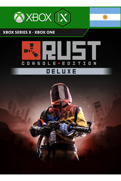 Rust Console Edition - Deluxe (Argentina) (Xbox One / Series X|S)