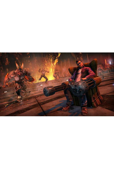 Saints Row Re-Elected & Gat Out of Hell (PS4)