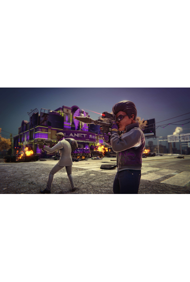 Saints Row: The Third Remastered (USA) (Xbox One)