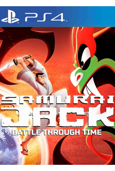 Samurai Jack: Battle Through Time (PS4)