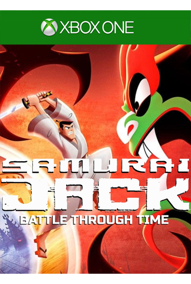 Samurai Jack: Battle Through Time (Xbox One)