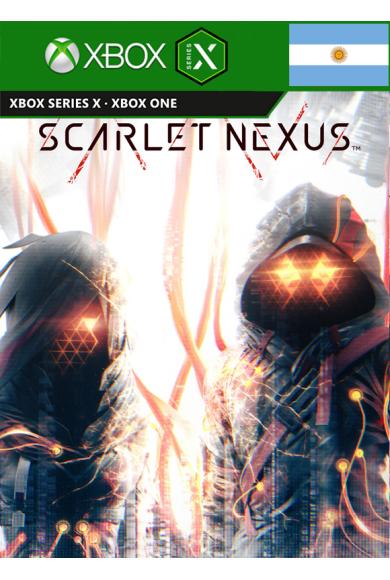 Scarlet Nexus (Argentina) (Xbox One / Series X|S)