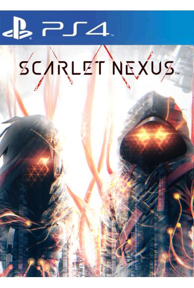 Scarlet Nexus (PS4)