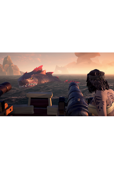 Sea of Thieves (USA) (PC / Xbox One) (Xbox Play Anywhere)
