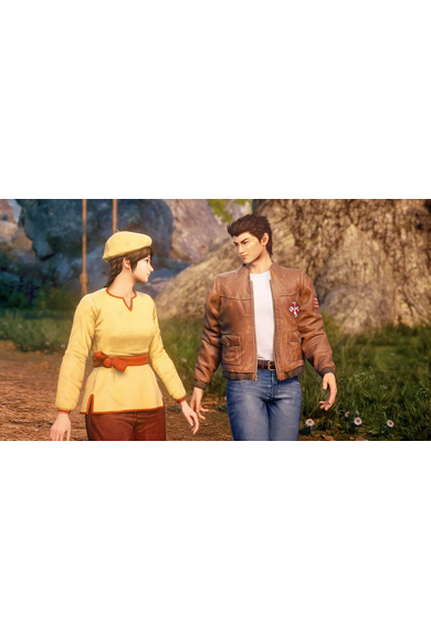 Shenmue III (3) - Deluxe Edition (PS4)