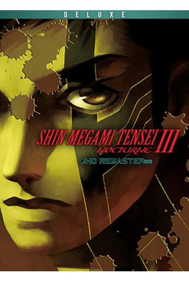 Shin Megami Tensei III (3) Nocturne HD Remaster (Deluxe Edition)