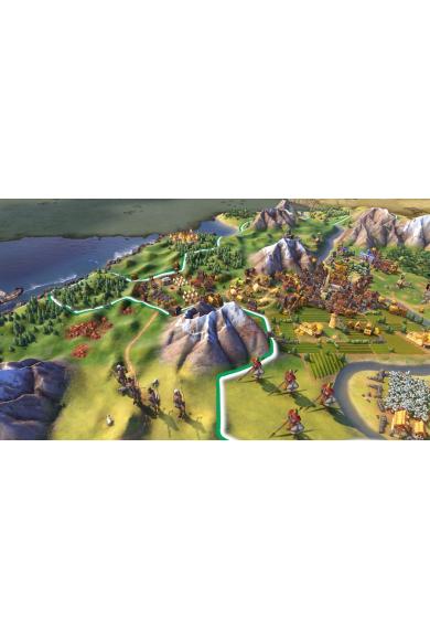 Sid Meier's Civilization VI - Expansion Bundle (USA) (Switch)