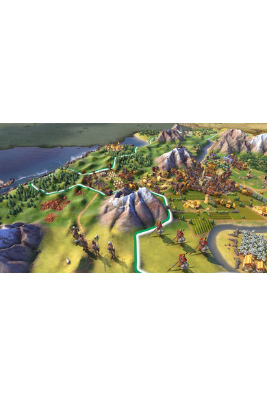 Sid Meier's Civilization 6 (VI) (USA) (Switch)