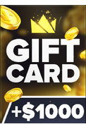 Skinhub Gift Card 1000$ (USD)