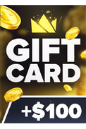 Skinhub Gift Card 100$ (USD)