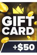 Skinhub Gift Card 50$ (USD)