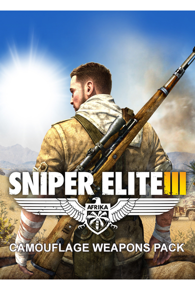 Sniper Elite 3 - Camouflage Weapons Pack (DLC)
