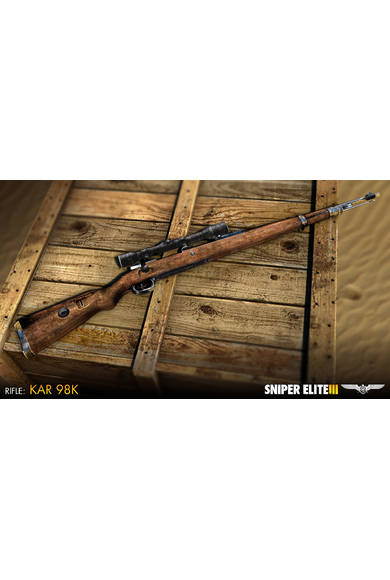 Sniper Elite 3 - Sniper Rifles Pack (DLC)