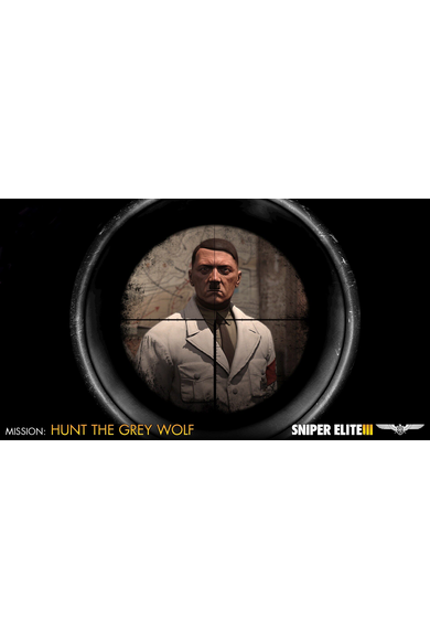 Sniper Elite 3 - Target Hitler: Hunt the Grey Wolf (DLC)